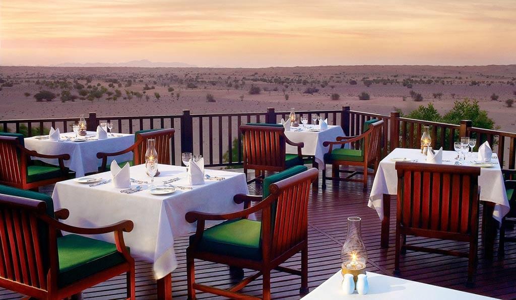 Al Maha Desert Resort And Spa Hotel