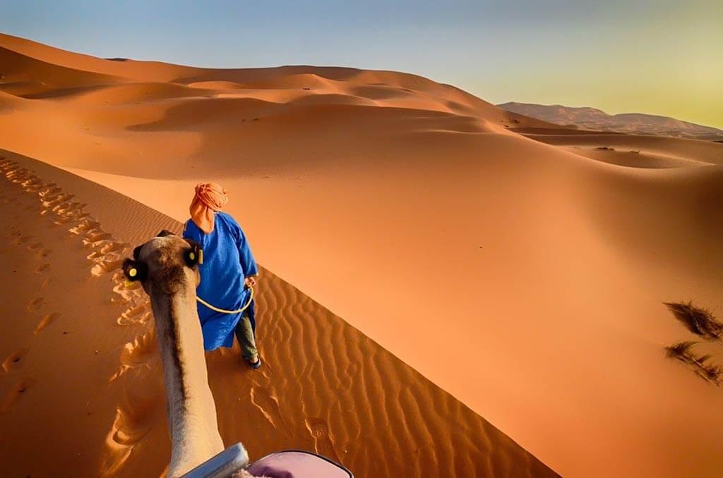 Erg Chebbi Morocco
