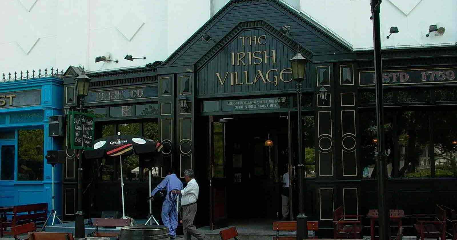 The Irish Village in Dubai