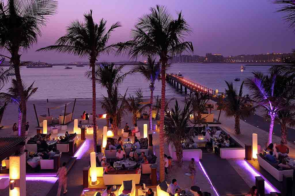 The Jetty Lounge in Dubai