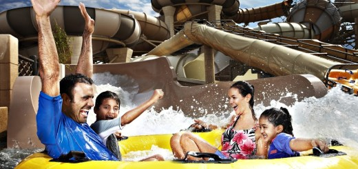 Wild Wadi Waterpark in Dubai