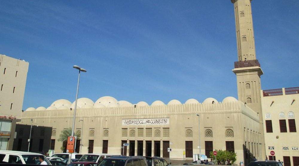 Grand Mosque in Dubai