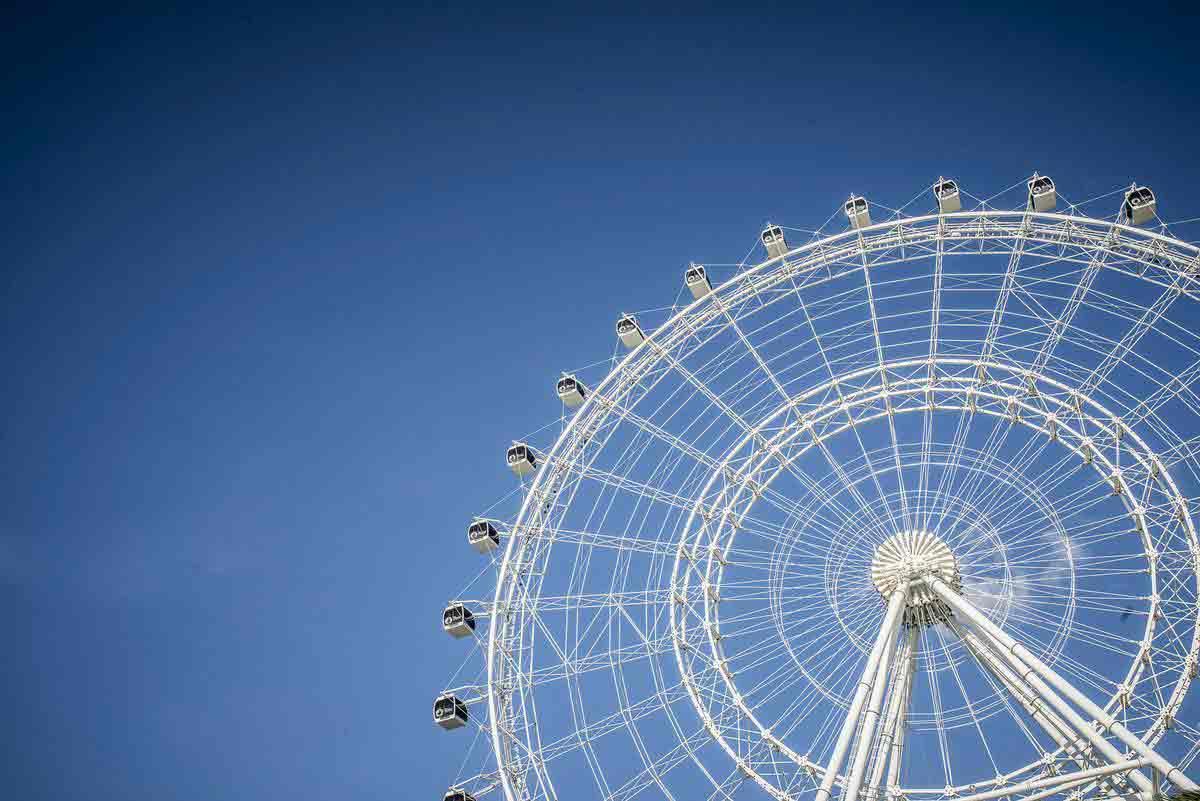 Ride Eye of the Emirates