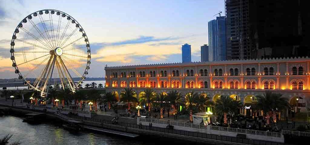 al qasba in sharjah