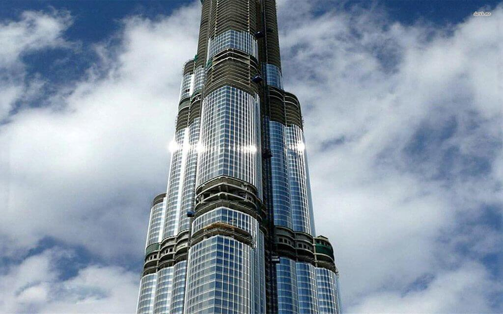 10 lesser known facts about the burj khalifa for 3d wallpaper for home dubai