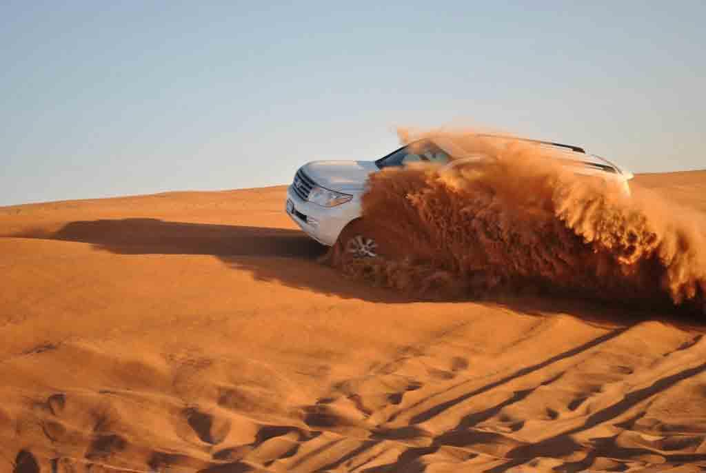 experience in thar desert