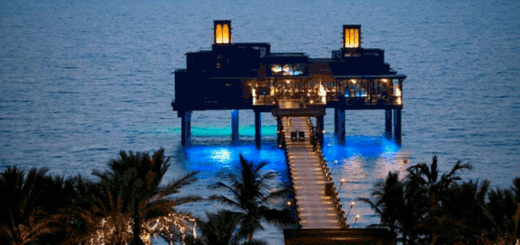 Pierchic, Dubai