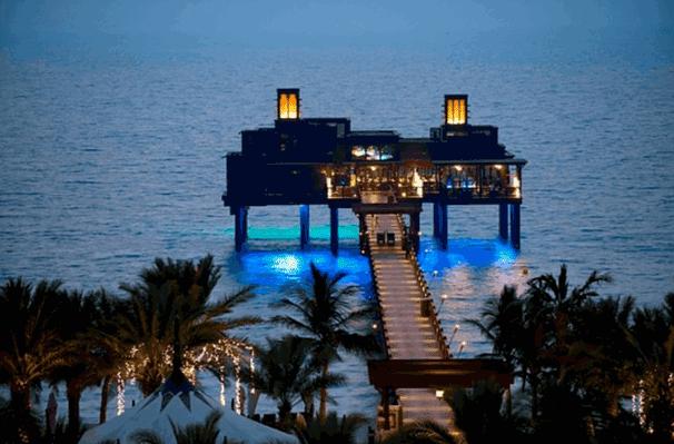 Top  Romantic Restaurants In Dubai