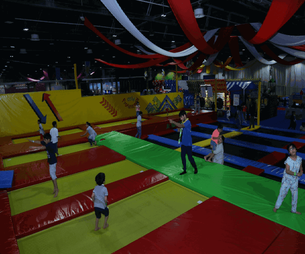 Fly Jump - Modhesh World Dubai