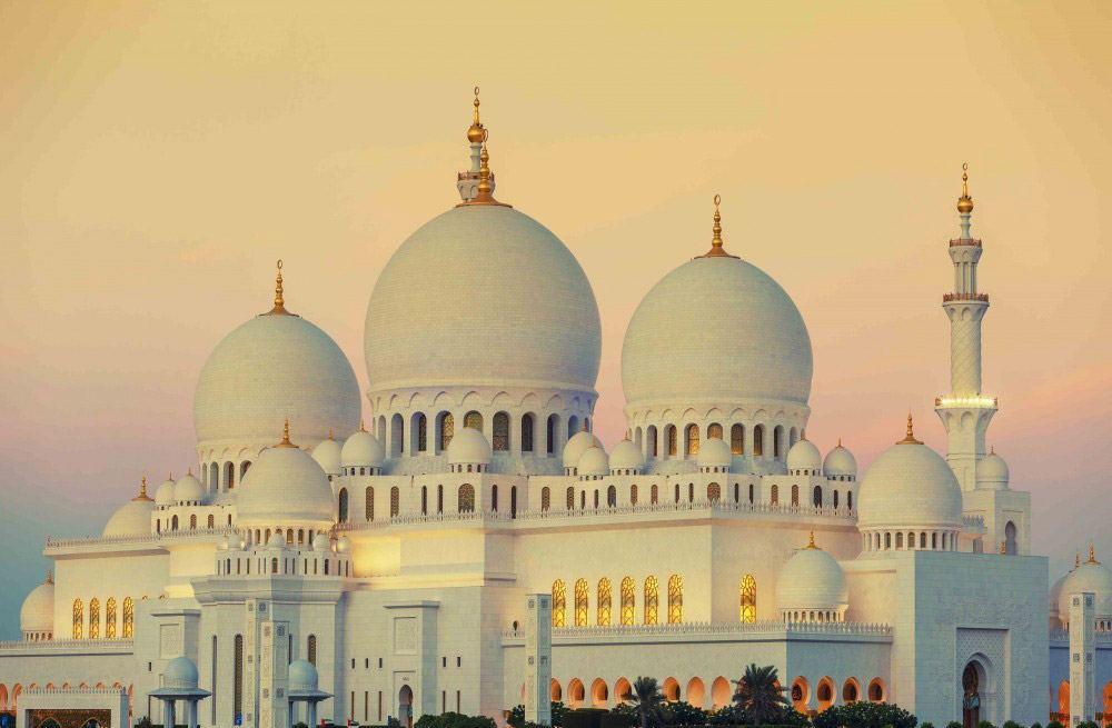 Grand Mosque, Bur Dubai