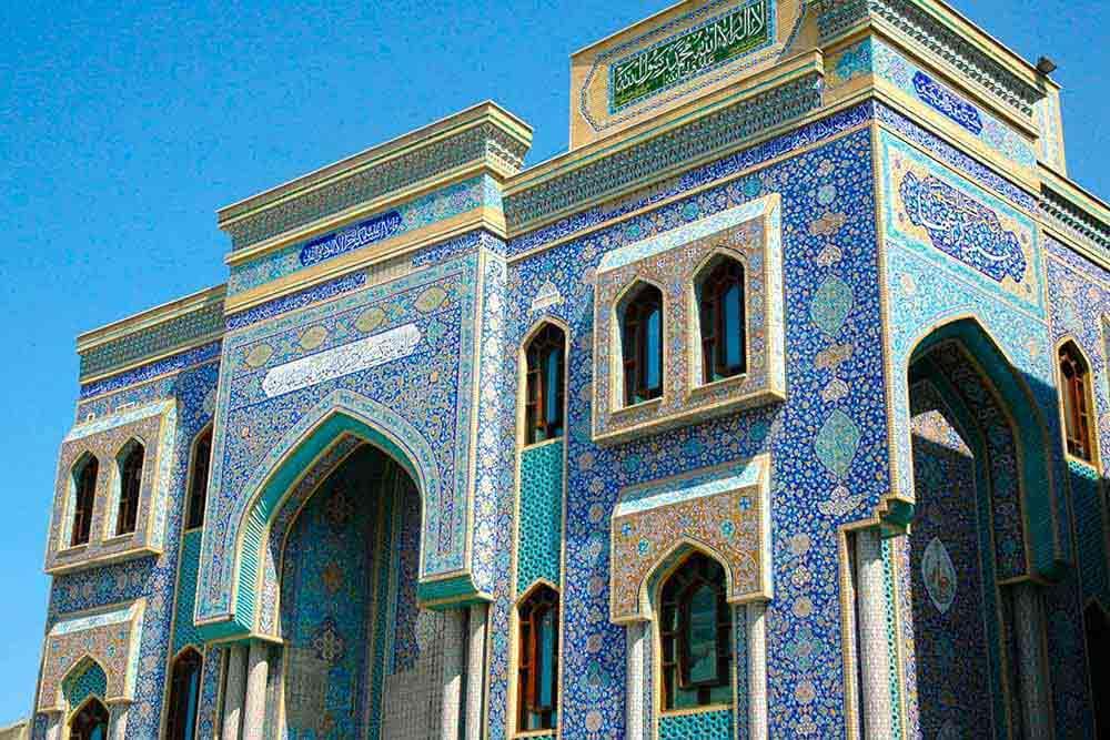 Iranian Mosque, Satwa, Dubai
