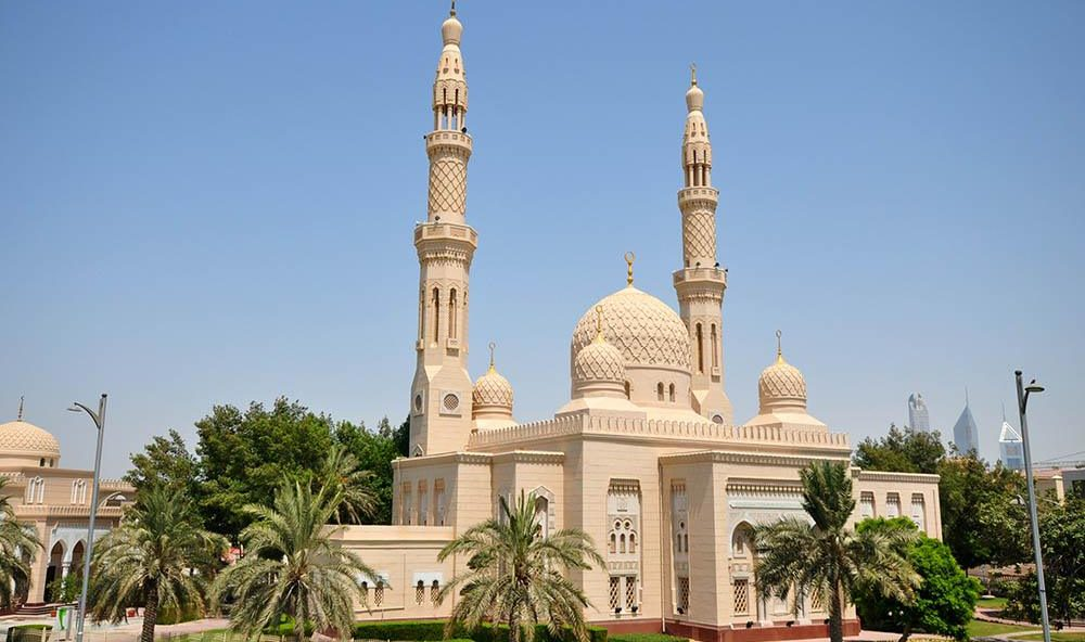 Grand Jumeirah Mosque, Dubai
