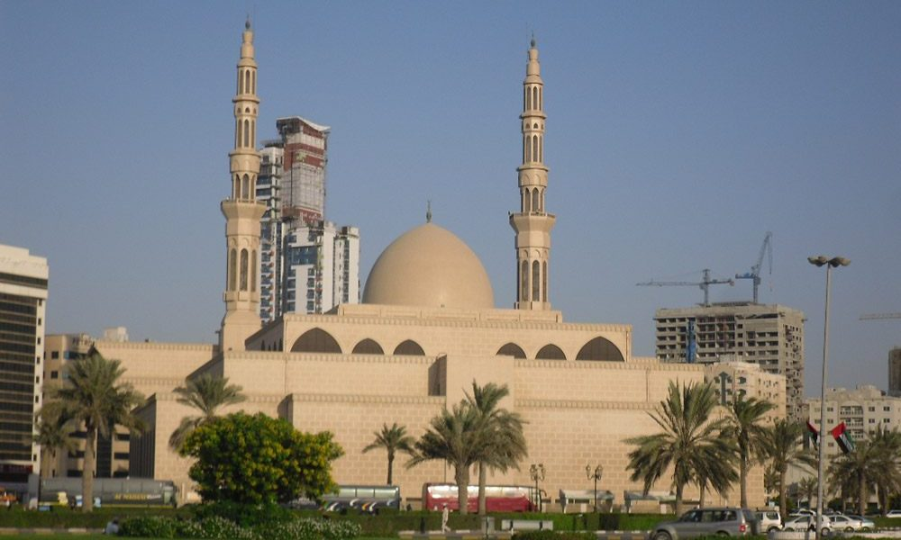 King Faisal Mosque, Sharjah