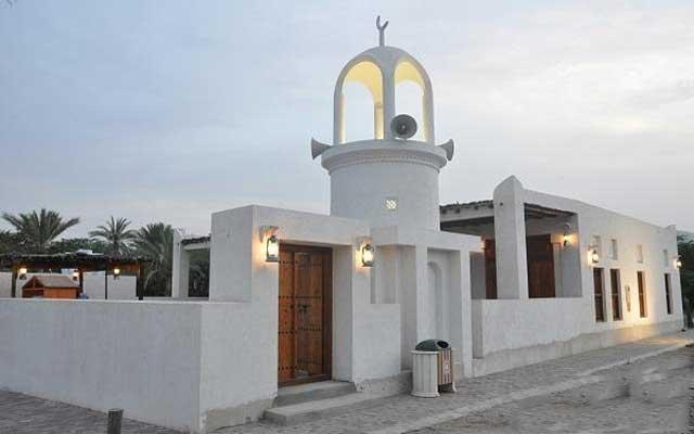 Salem Al Mutawa Mosque, Khor Fakkan, Sharjah
