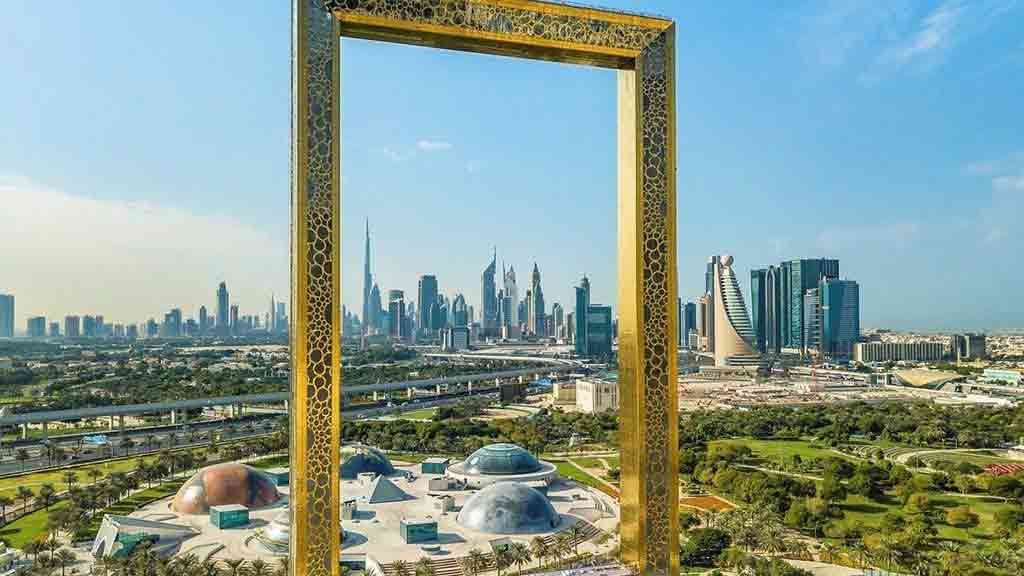 Dubai Frame: World\'s Largest Picture Frame