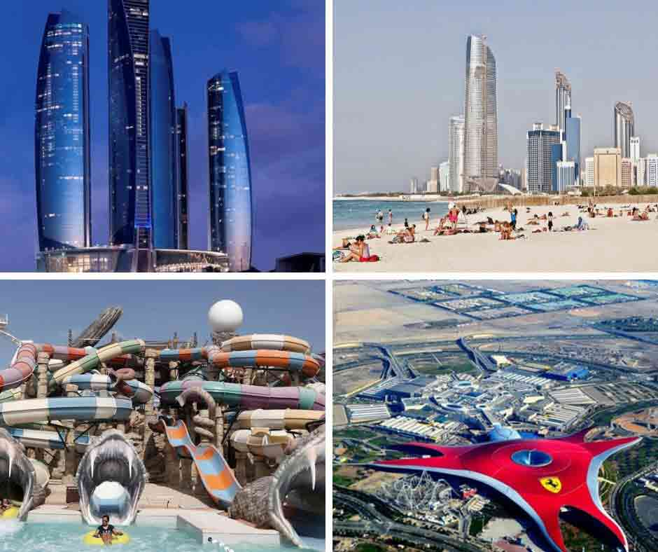 Abu Dhabi Sightseeing for vacation