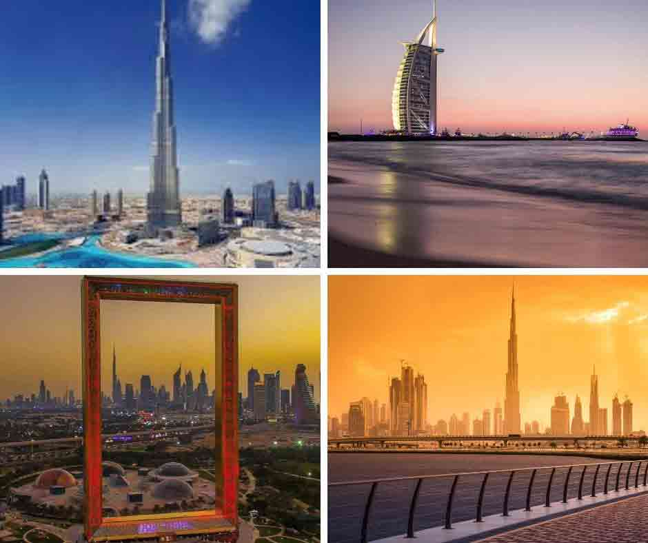 Dubai Sightseeing For vacation