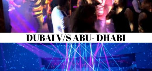 Dubai vs Abu-Dhabi for solo travel and night life