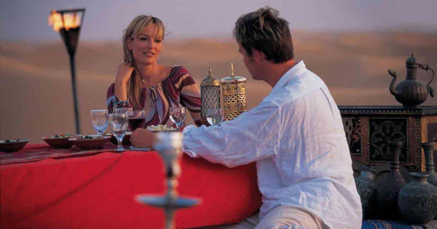 Dune Dining Dubai
