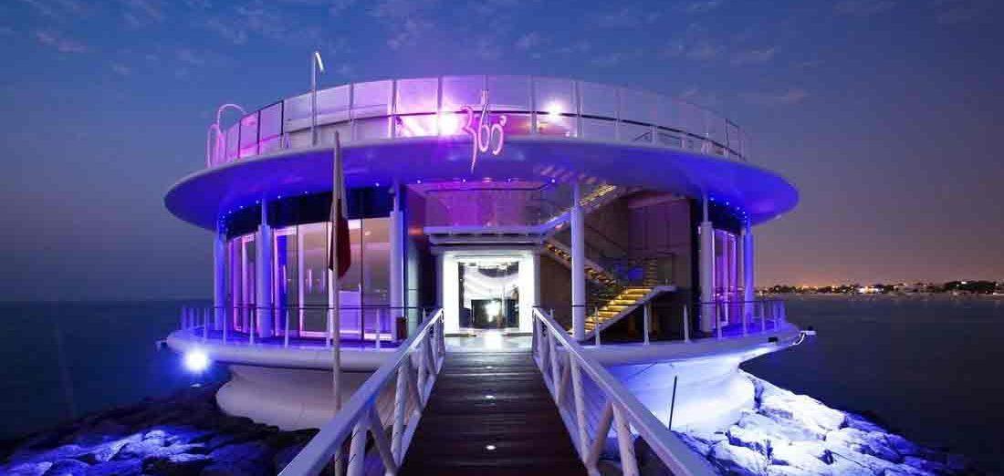 360 Bar in Dubai