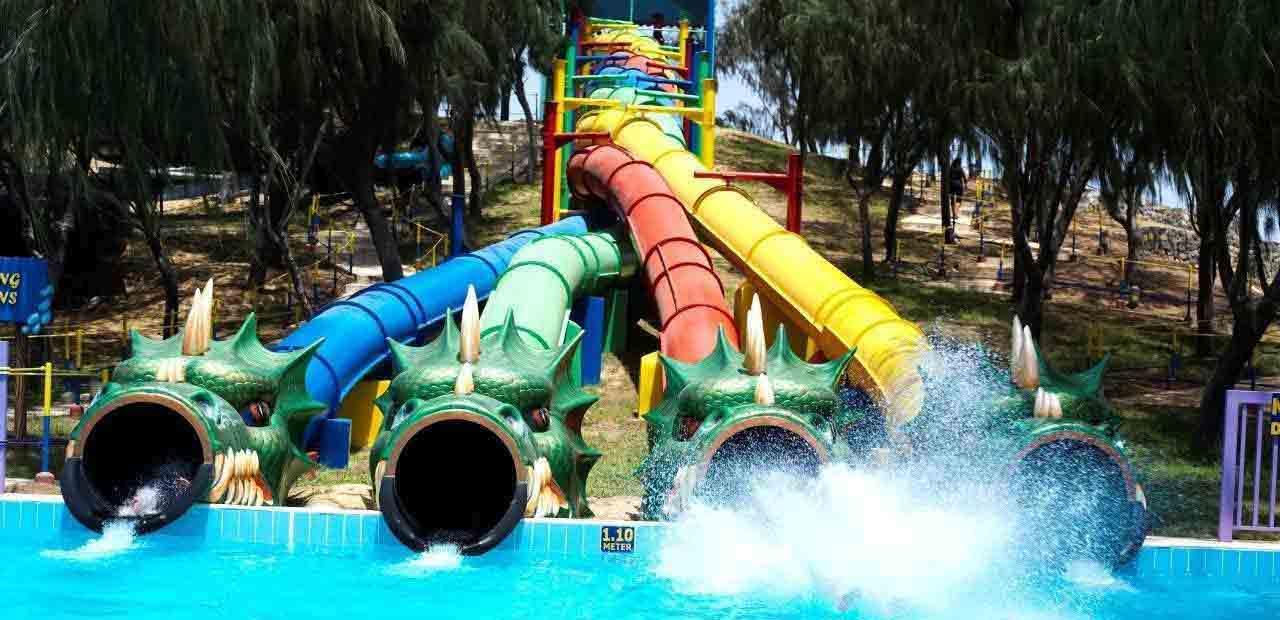 Dreamland Aqua Park Dubai