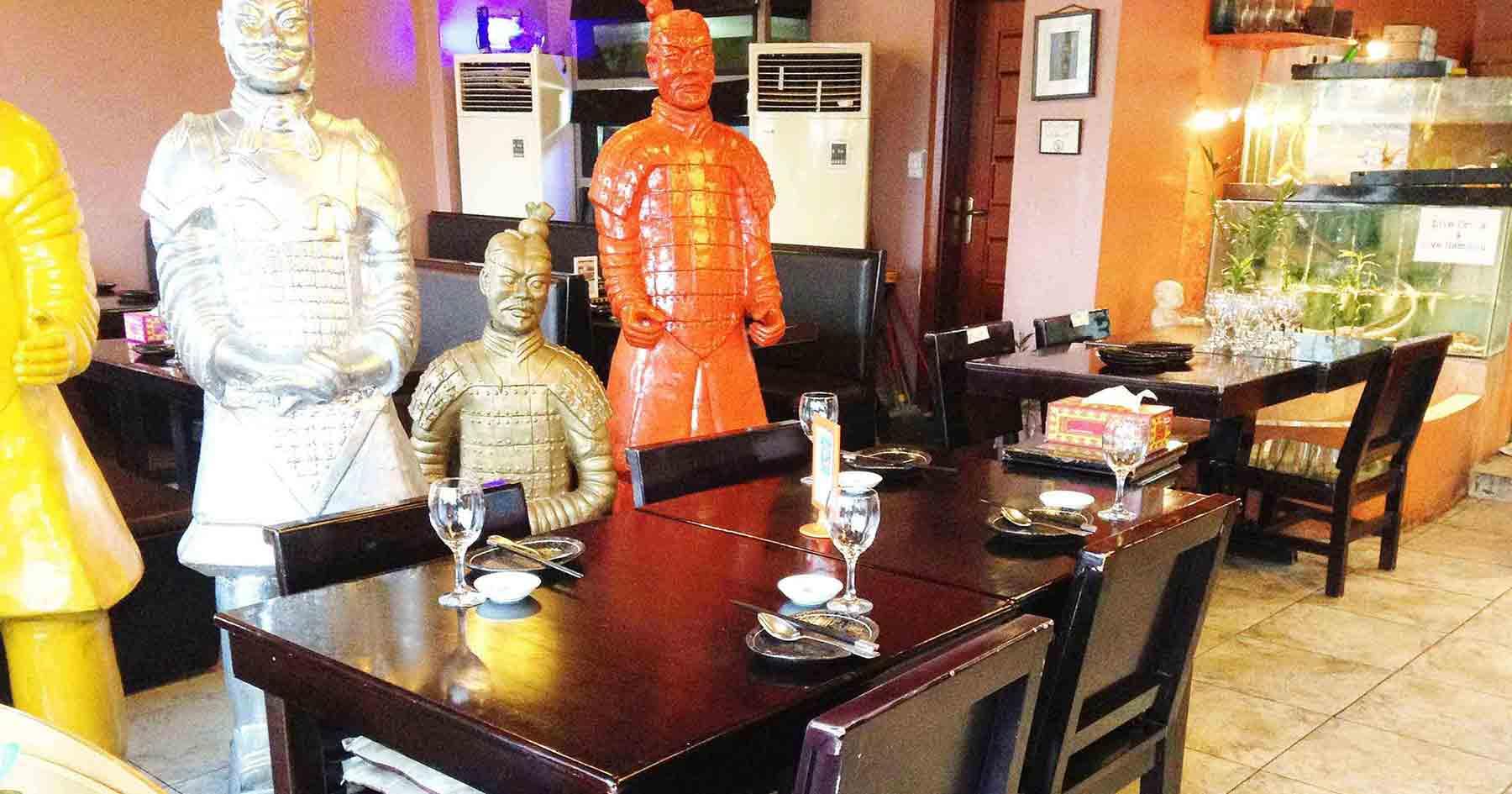Lan Kwai Fong Restaurant Dubai