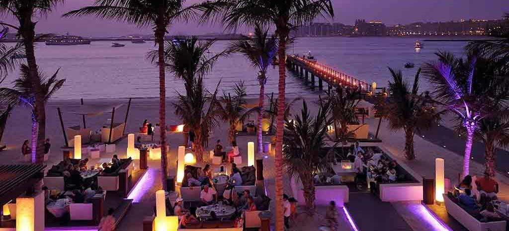 The Jetty Lounge in Dubai