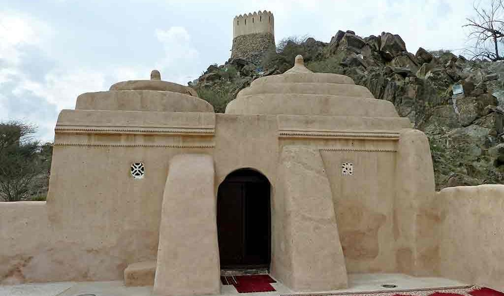 Al Bidyah Mosque in Fujairah