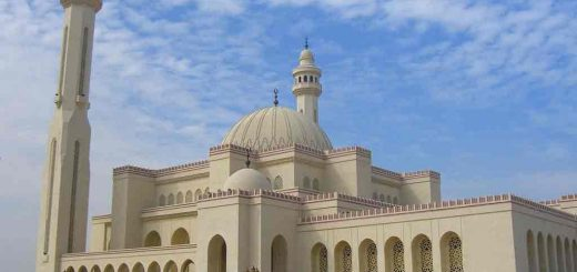 Al Noor Mosque in Dubai