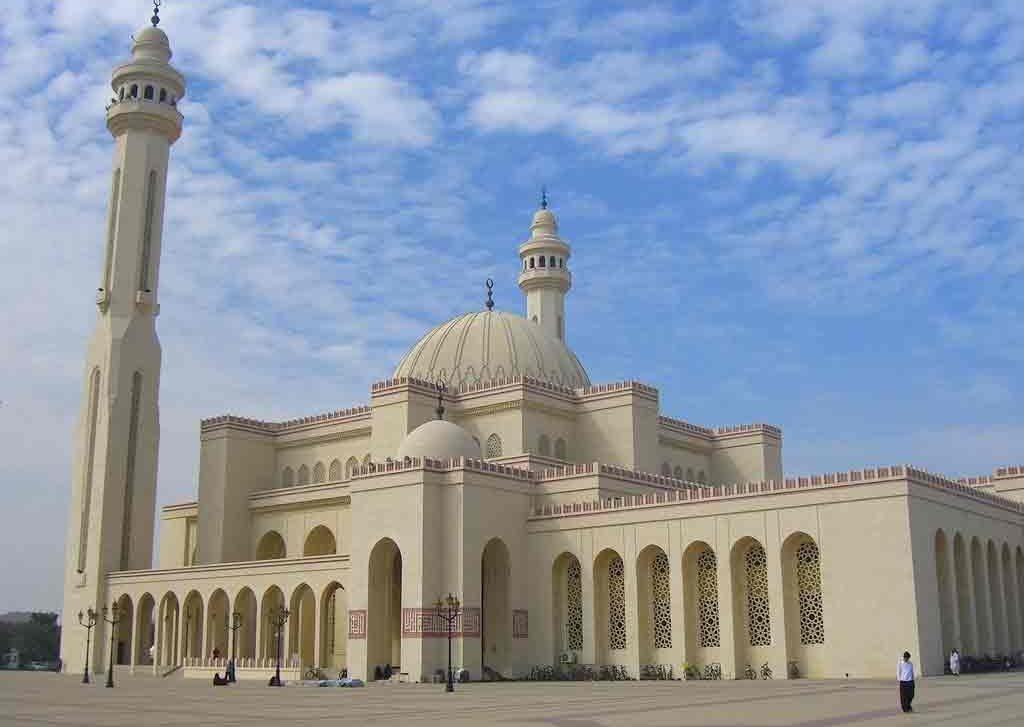 Al Noor Mosque in Dubai