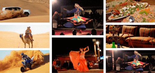 Traditional Life in the Dubai Desert
