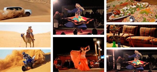 Traditional Life in the Dubai Desert