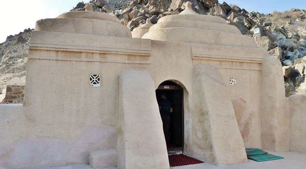 Al Badiyah Mosque, Fujairah