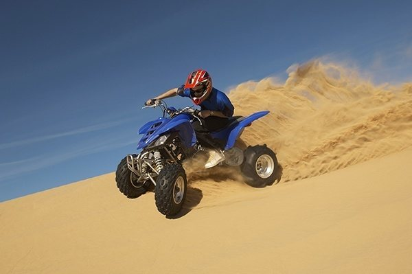 Combo Dubai Quad Bike Safari Pack