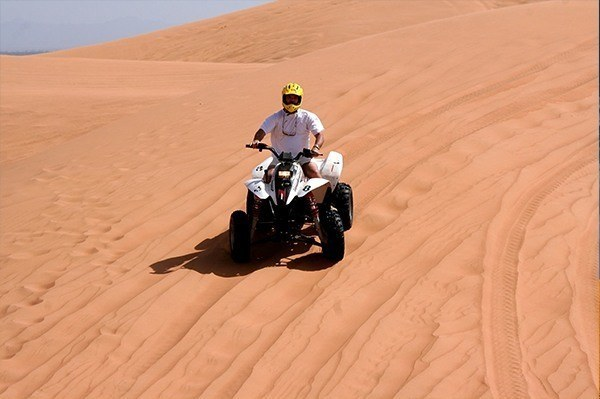 Desert Safari with Quad Biking Dubai