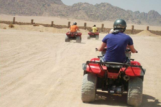 Desert Safari with Quad Biking in Dubai