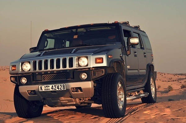 Hummer Safari Adventure Experience